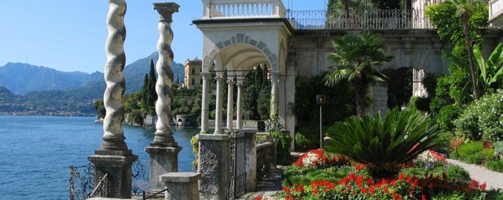 Duemila turisti in più a villa Monastero  L'Orrido triplica le visite