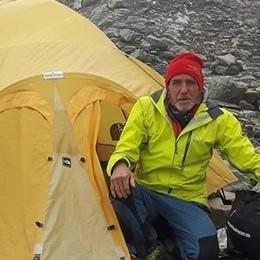 Primaluna, da solo per 4 giorni  Alpinista salvato sull'Himalaya