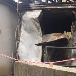 Inceneritore, fiamme alte tre metri   Forno ko. Lo stop durerà due mesi