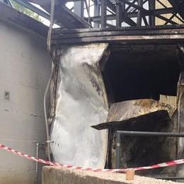 Valmadrera, inceneritore ko  «Rifiuti, non ci sarà emergenza»