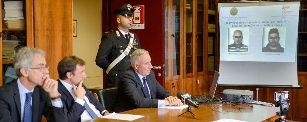 Omicidio architetto a Carugo  Prime condanne, per 45 anni