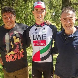 «Il mio Giro d'Italia   per diventare leader»