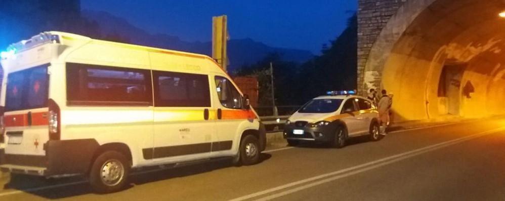 Sub colto da malore al Moregallo  Trasportato in ospedale con l'elicottero