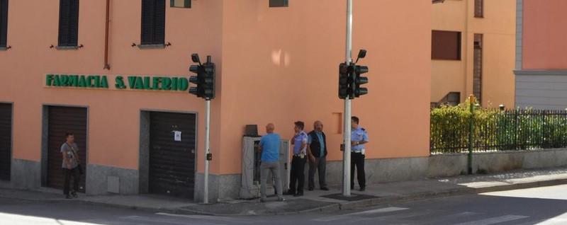 Valmadrera, disattivato il radar dei guai  E i semafori sono tornati intelligenti?