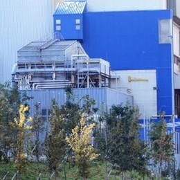 Inceneritore di Valmadrera  Oltre sei milioni per la turbina