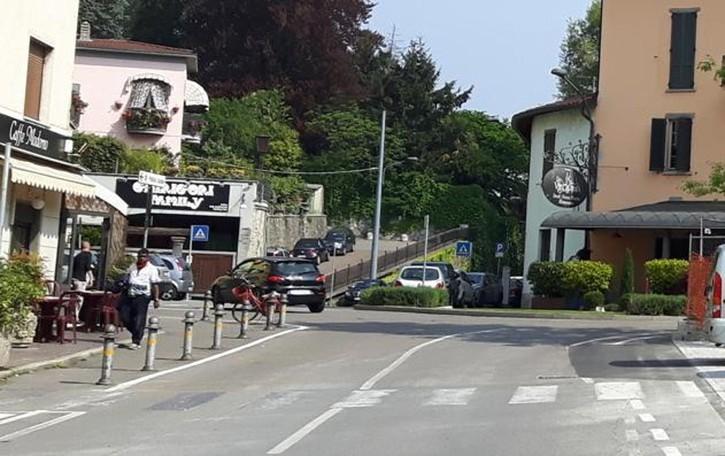 Oggiono, piazza Garibaldi cambia volto   Il sindaco: «Sarà più bella e accessibile»