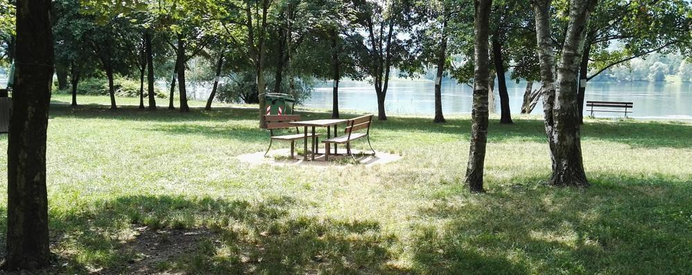 Calolziocorte: «Il parco torni alle famiglie  Vandali e spacciatori, pugno di ferro»