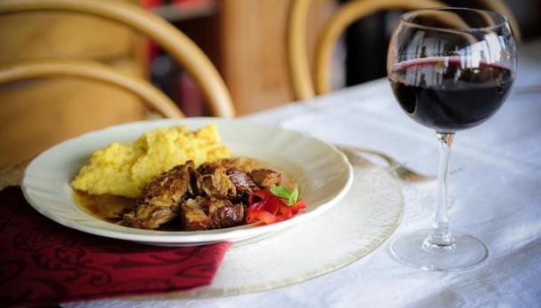 Ventisette ristoranti uniti dal gusto  A tavola l'autunno arriva in anticipo