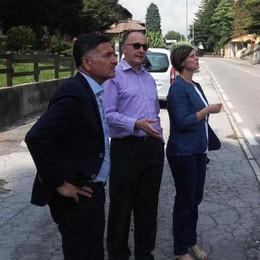 «Semafori e rotonde  sulla Provinciale 62»