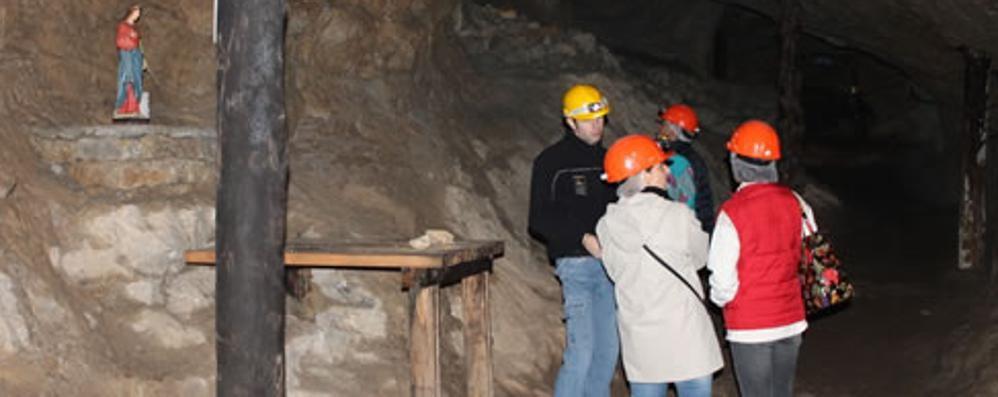 Pazzi per le miniere  Record ai Resinelli e Cortabbio