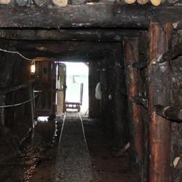 In miniera con scivolo e tour virtuale  Il parco di Cortabbio rimesso a nuovo