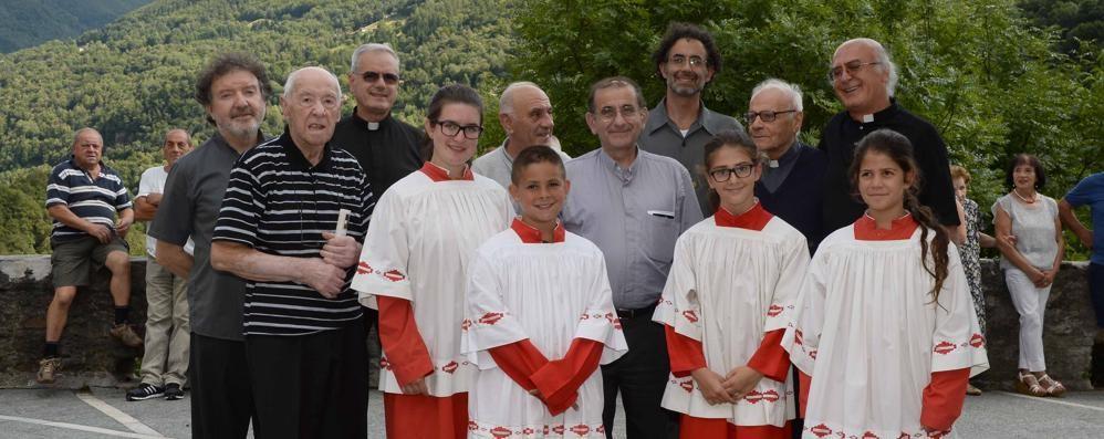 Monsignor Delpini in Valsassina  Visita al Decanato tra gioia e preghiere