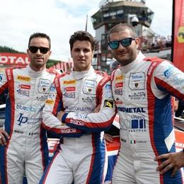 Spa Francorchamps, la 24 Ore  promuove il team di Beretta
