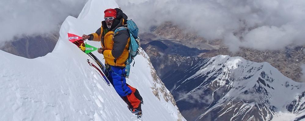 Incubo sull'Himalaya  «Ora basta ottomila»