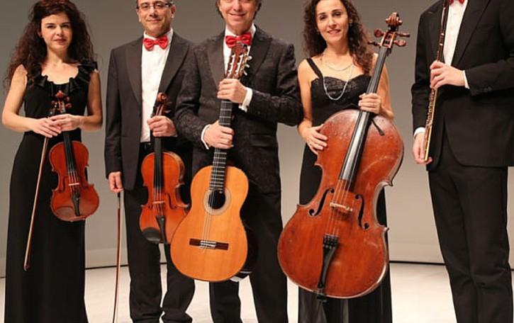 L'Ensemble Duomo  protagonista a Barzio