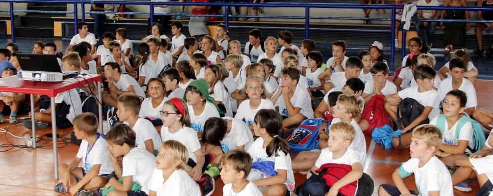 Con Educamp i giovanissimi   sono andati a scuola di sport