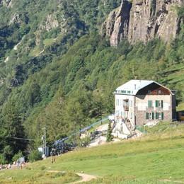 Rifugio di Biandino, riapertura difficile  «Servono 130mila euro per sistemarlo»