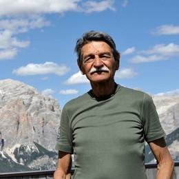 Tragedia sui monti svizzeri   Morto Marcello Sellari