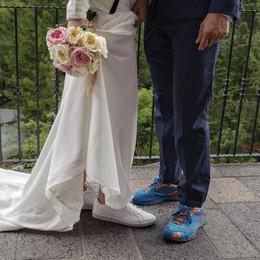 """Matrimonio al rifugio """"Tavecchia""""  «Il nostro amore nato in val Biandino»"""