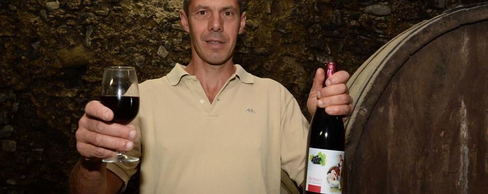 """Anche la Val d'Esino ha il suo vino  """"Battezzato"""" il San Martino"""