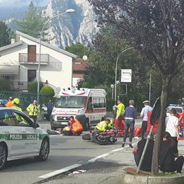 Strada killer a Valmadrera  Oggi il vertice in Comune