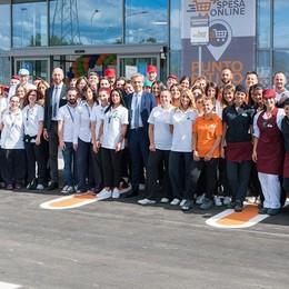 All'Iperal 45 posti, un Job Day a Como  per il nuovo market