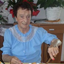 Abbadia, addio a Teresa Denti   memoria storica del paese