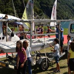 Dervio torna capitale italiana della vela  Da oggi i Campionati nazionali giovanili