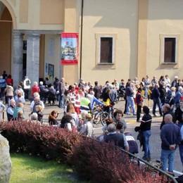 Imbersago, i 120 anni del santuario  La messa con monsignor Delpini