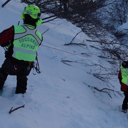Vendrogno, dispersi nei monti Soccorsi due ragazzi