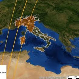 Il satellite Goce  può cadere sul Nord
