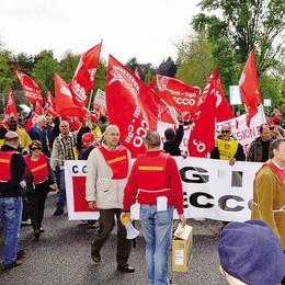 Verderio:  Ferrari in crisi  Sono a rischio  118 posti