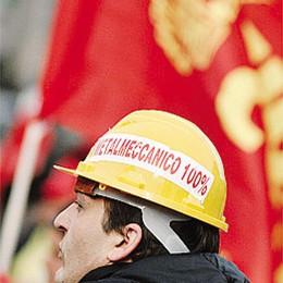 Verderio: Agostino Ferrari in sciopero  «Tutti i dipendenti vogliono una tutela»