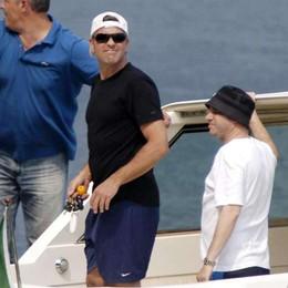 Clooney a Laglio in elicottero  Con lui anche Sandra Bullock?