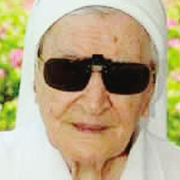 È morta a Singapore   suor Virginia Crimella