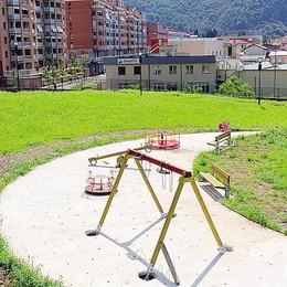 Lecco, manca il collaudo  E i giardini restano chiusi
