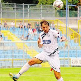 Lecco,  la... difesa di Tignonsini     «Lavorare per subire meno gol»