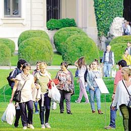 Orticolario, giù il sipario  Visitatori in crescita del 28%