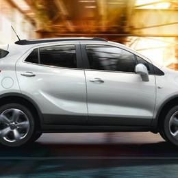 Opel Mokka resta la regina