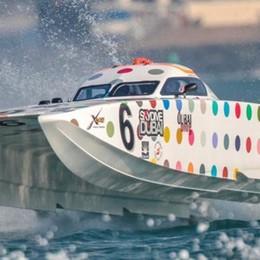 Mondiale offshore X Cat  Nicolini in gara a Dubai
