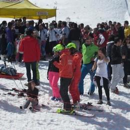 La seggiovia è nuova ma la neve non c'è  Salta l'apertura degli impianti a Bobbio