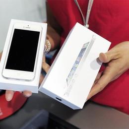 L'iPhone5 è una cassaforte  Non svela neppure un killer