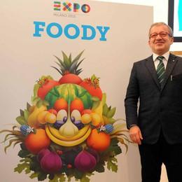 Ecco la mascotte Expo  Si chiamerà Foody