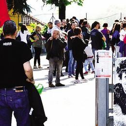 Da tre anni senza Vittorio  In 500 a Bulciago per il ricordo