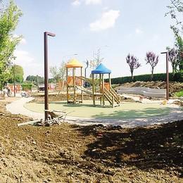 Il nuovo parco di Monticello   intitolato ad Augusto Daolio