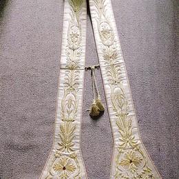 In canonica la stola di Giovanni Paolo II  Ora è diventata una reliquia di un santo