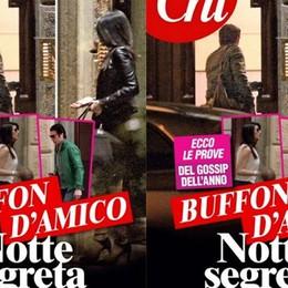 Buffon: sì, mi sono separato  «Alena è una grande donna»