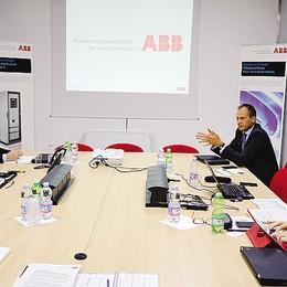Lecco: la ricetta anti crisi di Abb  «Investimenti e tecnologia»