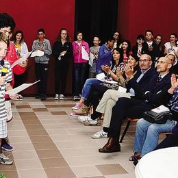 Molteno: l'area Segalini   torna a vivere con gli alunni