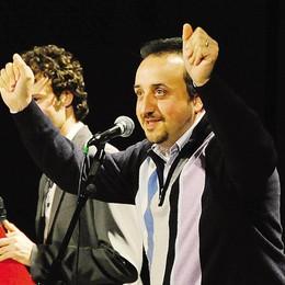 Il Microfono d'Oro 2014   è nelle mani di Antonio